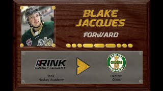 Blake Jacques - CSSHL to AJHL | Stand Out Sports Client Hall of Fame