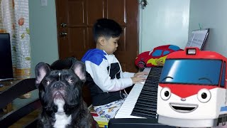 Titipo Titipo Piano (띠띠뽀 띠띠뽀 피아노) - Played By Gab (FREE PDF Music Sheet)