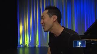 Pianist wraps up school tour at Kaufman Auditorium
