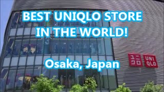 The Best UNIQLO Store in the World!