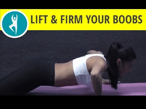 Chest workout for women: 6 moves that firm and lift your boobs