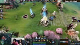 WG.Unity vs DeathBringer Game 2 Part 2 (BO3) | ANGGAME China vs SEA