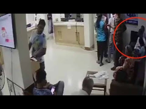 On cam: Youth rob woman of cash inside bank branch in Mumbai