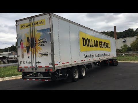 Werner Dollar General-How Long Should A Unload Take At A Store?