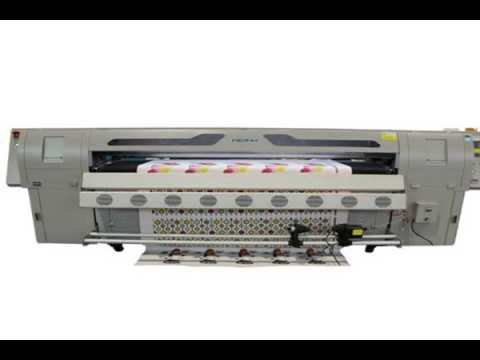 63 1600mm Galaxy Water Based Large Format Eco Solvent Printers in romania