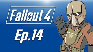 Delirious plays Fallout 4! Ep. 14 (Saving Kent, SWAN POND, Following the trail!)