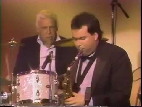 Broadcast: Hawaiian War Chant - Buddy Rich with the Tommy Dorsey Orchestra , 1987 - PBS