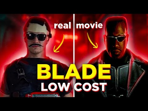Blade low cost version   Studio 188