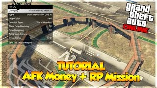 "GTA 5 Online Create ""AFK Money + RP Mission!"" (ALL Consoles) GTA 5 MONEY"