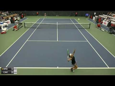 Brengle Madison v Cako Jacqueline - 2017 ITF Midland