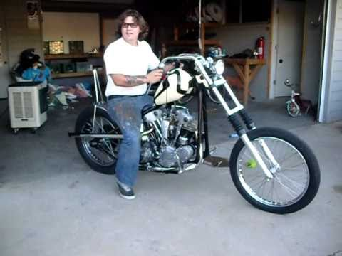 1947 Knucklehead Love Cycles Youtube