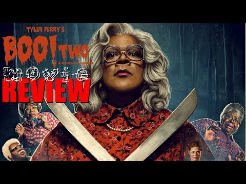 Boo! 2: A Madea Halloween Movie Review