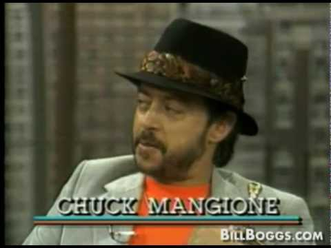 Chuck Mangione Interview with Bill Boggs