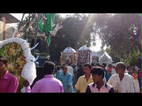 10 Muharram Famous Jalus By Khajuria,Gorabazar,Peernagar,Chungi Ghazipur 2016