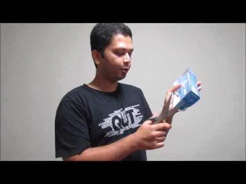 Electronic Toothbrush Unpacking in Hindi