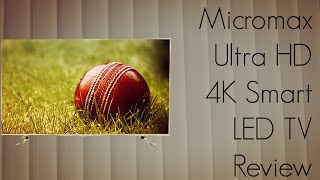 Micromax UHD 4K TV Review - Worse Than Anything