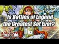 Yu-Gi-Oh! Is Battles of Legend the Greatest Set Ever? mp3 indir