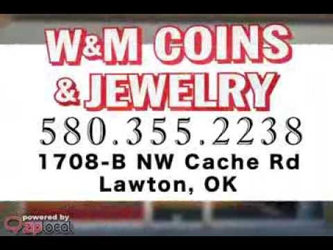 W & M Coins & Jewelry - (580) 355-2238