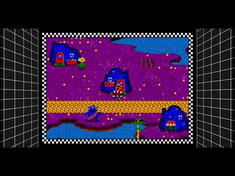 SPOILERS - Original Toejam & Earl End Credits and End - SEGA Genesis Classics thumbnail