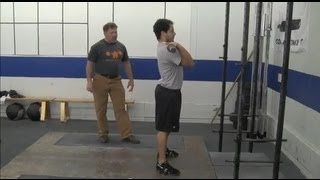 The Front Squat with Mark Rippetoe
