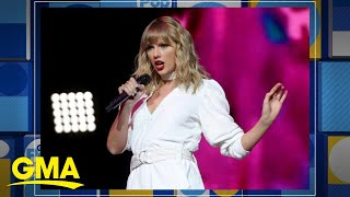 Taylor Swift drops live, acoustic video shot in Paris for 'The Man'