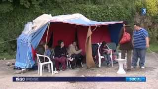 Brest: demandeurs d'asile cherchent logement