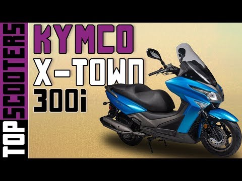 Schema Elettrico Kymco Downtown : Kymco town i scooter youtube