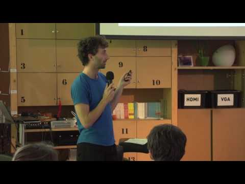 Understanding a broken system - Daniel Douglas (Forum Menu for Change)