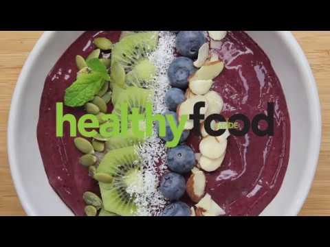 How to make: Red velvet smoothie bowls