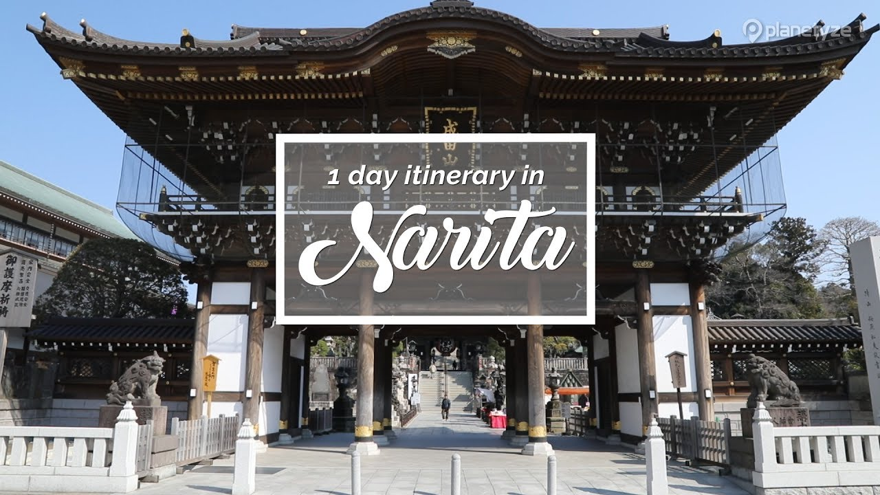 narita travel plan for first timers japan itinerary suggestion