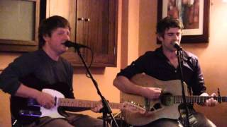 Joe and Nick in Bosch Bar, Castlebar, Co. Mayo, Ireland