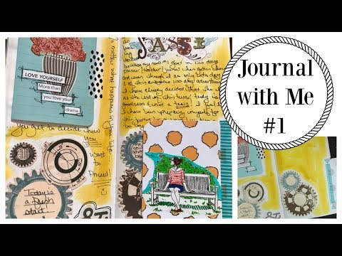 Midori Travel Notebook: Journal with Me #1 | Chrissie B.