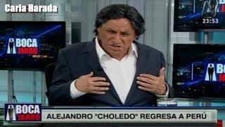 """Alejandro """"Choledo"""" clama debido proceso en accidentado regreso al Perú"""