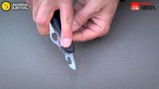 Scyzoryk Victorinox Trekker One Hand - solidna recenzja w terenie