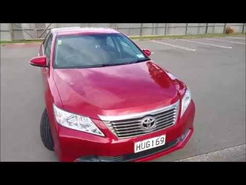 The 5 Things I Like About My Toyota Camry V6 2014