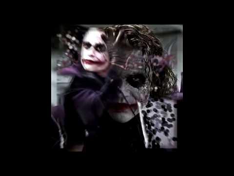 「EDIT」The Dark Knight - Joker // On My Own