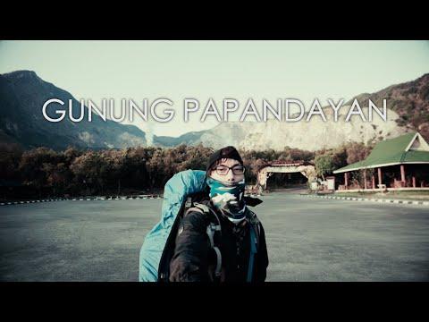 [Total Biaya] Jakarta - Gunung Papandayan (Solo Hiking)