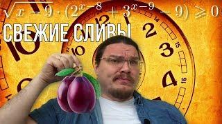ЕГЭ: свежие сливы, распределение времени, невнимательность | трушин ответит #042 | Борис Трушин |