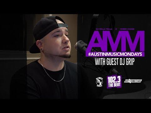 DJ Hella Yella (58498) - Austin Music Mondays S2 w/ DJ Grip