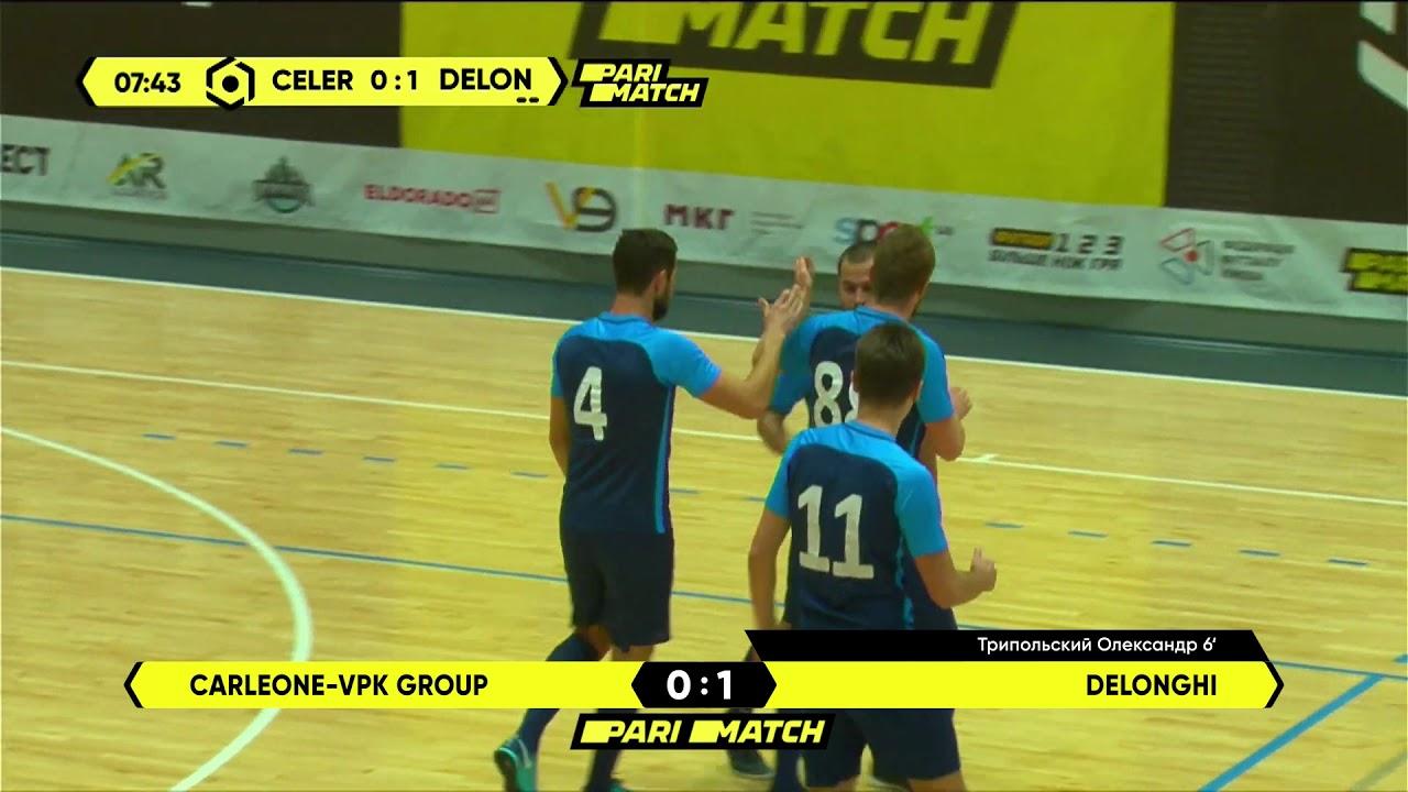 Огляд матчу | Carleone-VPK Group 1 : 1 DeLonghi
