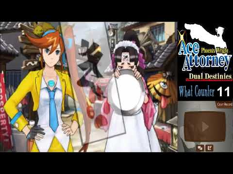 PWAA Dual Destinies [8]: It Didn't Scare Me Enough Then