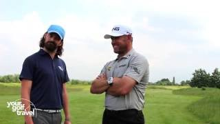 18 Quickfire Questions with Lee Westwood