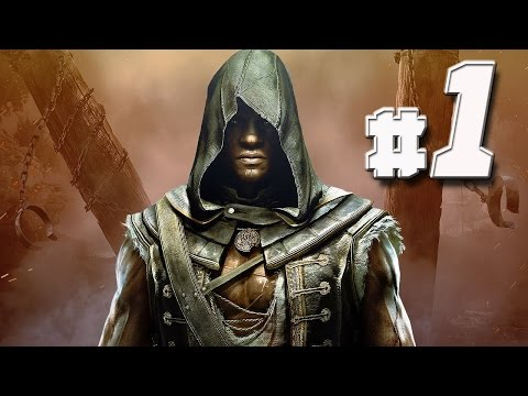 Assassin&39;s Creed Freedom Cry Walkthrough Gameplay 1 A Common Enemy
