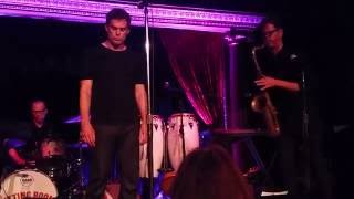 """The Sound and Vision of David Bowie """"Lazarus"""" The Cutting Room, NYC Sept. 6, 2016"""
