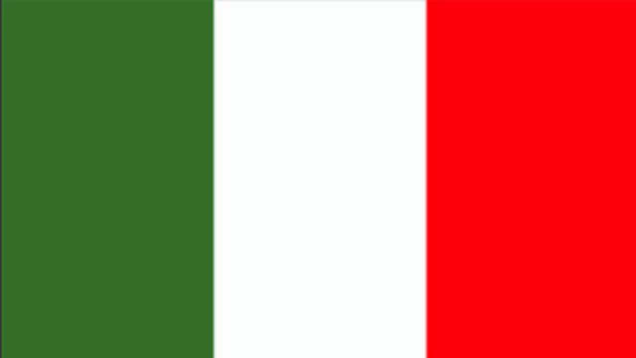 Italian Flag: Italy Flag And Anthem