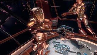 Hands-On: Echo Combat and Ultrahaptics!