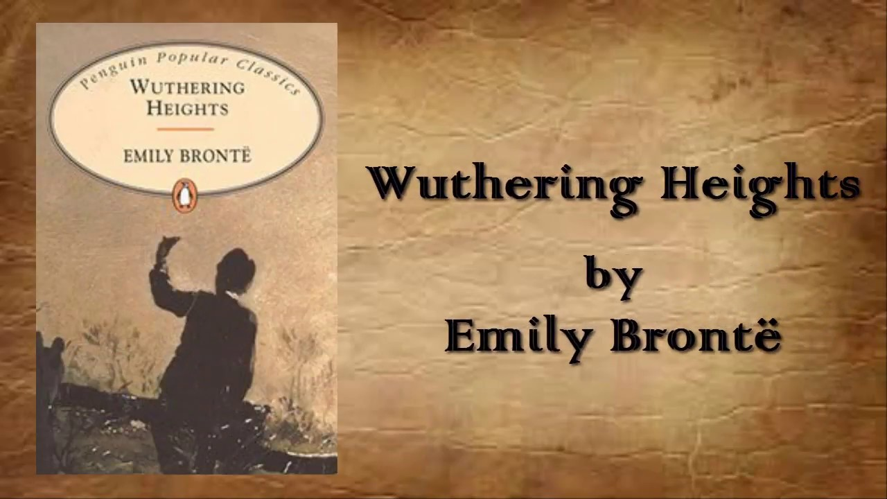 Wuthering Heights Pdf By Emily Bronte Youtube