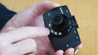 видео Видеорегистратор SUPRA SCR-833DC