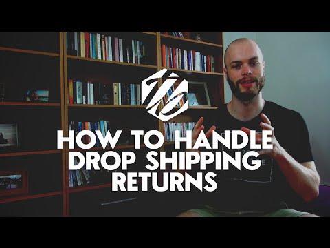 Drop Shipping Returns — How To Handle Drop Shipping Returns | #150