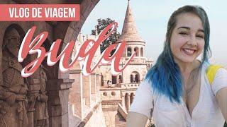 1 DIA DE VIAGEM EM BUDAPESTE | Vlog de viagem na Hungria | #eurotripdeverão | Júlia Orige